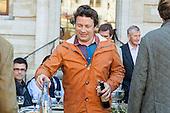 20121010 Jamie Oliver films in Brussels