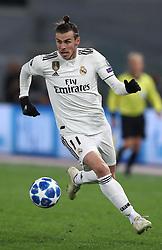 November 27, 2018 - Rome, Italy - AS Roma v FC Real Madrid : UEFA Champions League Group G.Gareth Bale of Real Madrid at Olimpico Stadium in Rome, Italy on November 27, 2018. (Credit Image: © Matteo Ciambelli/NurPhoto via ZUMA Press)