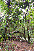 A to Z back to Nature Batu Usap camp site, Temburong National Park, Brunei