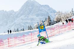 29.12.2017, Hochstein, Lienz, AUT, FIS Weltcup Ski Alpin, Lienz, Riesenslalom, Damen, 1. Lauf, im Bild Meta Hrovat (SLO) // Meta Hrovat of Slovenia in action during her 1st run of ladie's Giant Slalom of FIS ski alpine world cup at the Hochstein in Lienz, Austria on 2017/12/29. EXPA Pictures © 2017, PhotoCredit: EXPA/ Michael Gruber