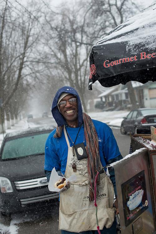 Detroit - city portrait