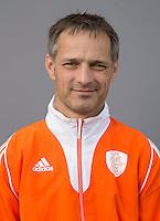 UTRECHT - Bondscoach Dave Smolenaars. Nederlands Jongens B. FOTO KOEN SUYK