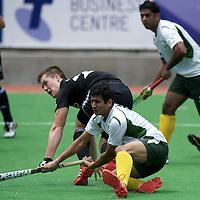 MELBOURNE - Champions Trophy men 2012<br /> Belgium v Pakistan 0-2<br /> foto: Tom Boon missing.<br /> FFU PRESS AGENCY COPYRIGHT FRANK UIJLENBROEK