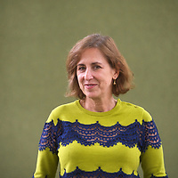 Kirsty Wark at Edinburgh International Book Festival 2014 <br /> <br /> Picture by Alan McCredie/Writer Pictures<br /> <br /> WORLD RIGHTS