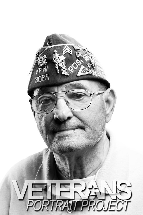 David C. Robinson<br /> Army <br /> E-5<br /> Military Police<br /> May 1959 - Sept. 1968<br /> Cold War, Berlin, Korea<br /> <br /> Veterans Portrait Project<br /> St. Louis, MO