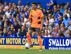 Tiago Ilori of Reading - Mandatory by-line: Paul Roberts/JMP - 26/08/2017 - FOOTBALL - St Andrew's Stadium - Birmingham, England - Birmingham City v Reading - Sky Bet Championship