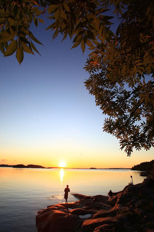Grinda Island Stockholm, Photo Dan Kullberg, Stockholm Archipelago, Beach, Stockholm, Dan Kullberg