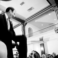 September 25, 2011:..Wedding of Amanda Barnett and Aric Jacover