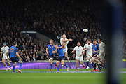 Twickenham, Great Britain, Six Nations Rugby England vs France, played at the RFU Stadium, Twickenham, ENGLAND. <br /> <br /> Saturday   21/03/2015<br /> <br /> [Mandatory Credit; Peter Spurrier/Intersport-images]