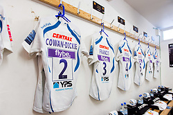 A general view of the matchday jersey of Luke Cowan-Dickie of Exeter Chiefs - Mandatory byline: Patrick Khachfe/JMP - 07966 386802 - 04/05/2019 - RUGBY UNION - Allianz Park - London, England - Saracens v Exeter Chiefs - Gallagher Premiership Rugby