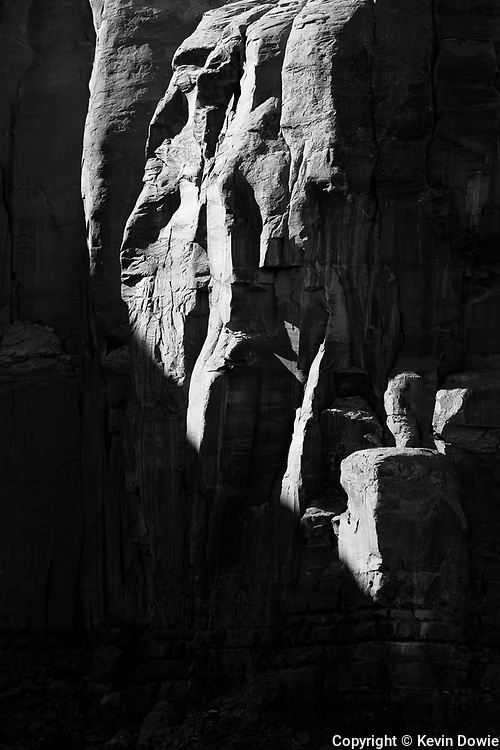 High contrast, Monument Valley