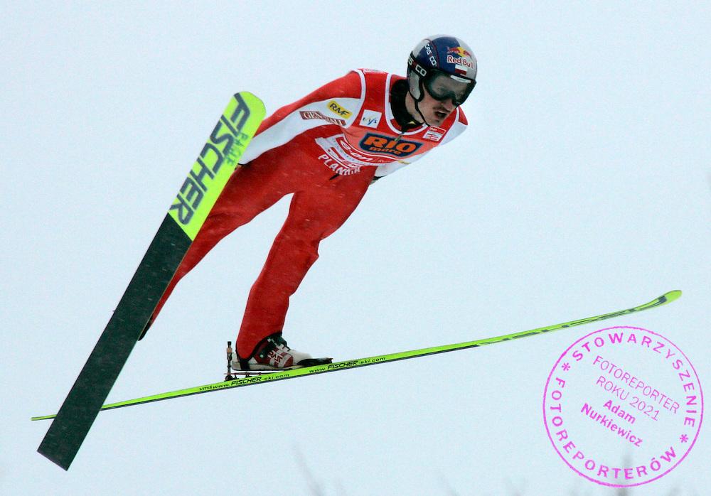 GEPA-2503075910 - PLANICA,SLOWENIEN.25.MAR.07 - SKI NORDISCH, SKISPRINGEN - FIS Weltcup, Skifliegen Planica. Bild zeigt Adam Malysz (POL). Foto: GEPA pictures/ Oskar Hoeher.FOT. GEPA/ WROFOTO.***POLAND ONLY !!! ***.*** NO INTERNET MOBILE USAGE ***