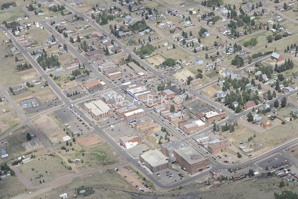Cripple Creek, Colorado.  June 2012