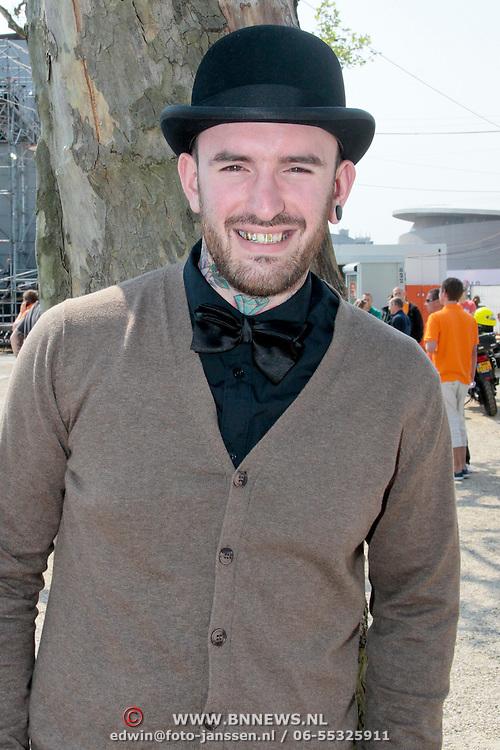 NLD/Amsterdam/20110430 - Koninginnedagconcert Radio 538, Ben Saunders