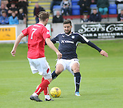 Kostadin Gadzhalov - Brechin City v Dundee, pre-season friendly at Starks Park<br /> <br />  - &copy; David Young - www.davidyoungphoto.co.uk - email: davidyoungphoto@gmail.com