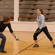2007-04-13 Fencing - Hub Wilson
