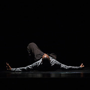 *Liminal Red* | Choreographer & Dancer: David Maurice | Director: Christopher Pilafian