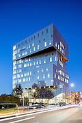 Center City Building, University of North Carolina-Charlotte | Architect:  KieranTimberlake and Gantt Huberman Architects