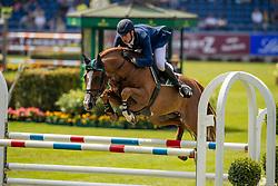 Deusser Daniel, GER, Tobago Z<br /> CHIO Aachen 2019<br /> Weltfest des Pferdesports<br /> © Hippo Foto - Dirk Caremans<br /> Deusser Daniel, GER, Tobago Z