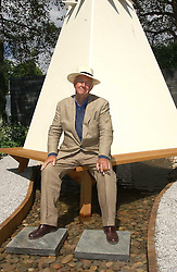 SIR TERENCE CONRAN  at the 2005 RHS Chelsea Flower Show on 23rd May 2005<br /><br />NON EXCLUSIVE - WORLD RIGHTS