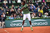 Gael MONFILS - 31.05.2015 - Jour 8 - Roland Garros 2015 <br />Photo : Dave Winter / Icon Sport
