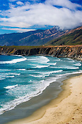 Sand Dollar Beach, Los Padres National Forest, Big Sur, California