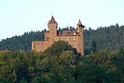 Naturpark Pfälzerwald..Burg Berwartstein