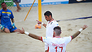 Catania, Italy -  June, 7: <br /> Euro Winners Cup 2015 on June 7, 2015 in Catania , Italy. (Photo by Lea Weil)
