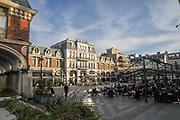 Piazza Square in Batumi, Georgia