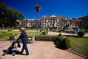 Pocos de Caldas_MG, Brasil...Palace hotel em Pocos de Caldas...The Palace hotel in Pocos de Caldas...Foto: JOAO MARCOS ROSA /  NITRO