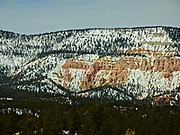 Southern Utah, Highway 12, Dixie National Forest, near Boulder, UT