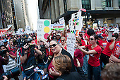 Chicago Teachers Strike 2012: Scenes from a Week of Rallies and Marches Across the City