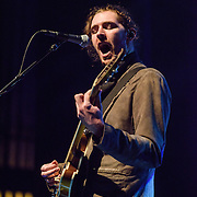 "WASHINGTON, DC - March 7, 2015 - Hozier performs at the Lincoln Theater in Washington, D.C. His hit song ""Take Me To Church"" was nominated for Song of the Year at the 2015 Grammys. (Photo by Kyle Gustafson / For The Washington Post)"