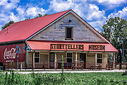 The Storytellers Museum, Bon Aqua, Tennessee, USA.