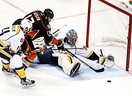 Hockey: NHL Western Conference Finals Game 5 Anaheim Ducks vs Nashville Predators