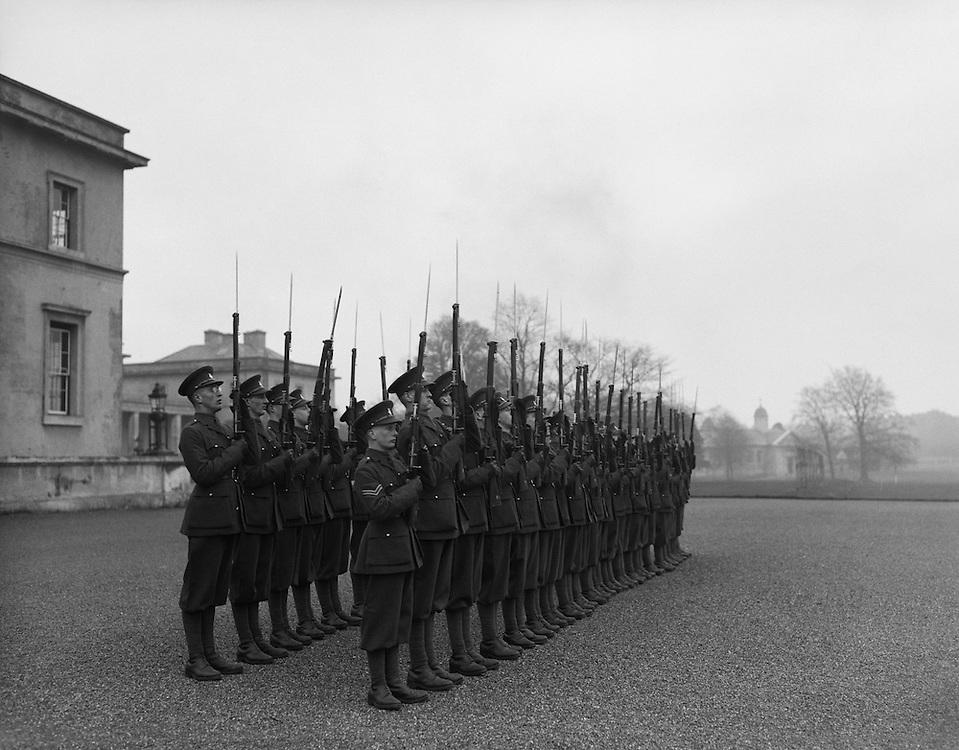 Royal Military College, Sandhurst, Surrey, England, 1932