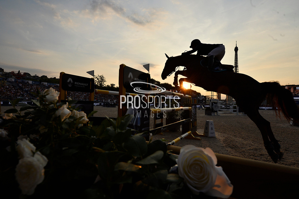 Paris, France : during the Longines Paris Eiffel Jumping 2018, on July 5th to 7th, 2018 at the Champ de Mars in Paris, France - Photo Christophe Bricot / ProSportsImages / DPPI