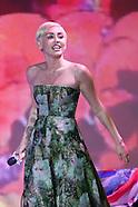 World Music Awards  - Inside Ceremony -27 May 2014