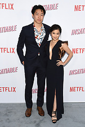 August 9, 2018 - Hollywood, California, USA - DANIEL KANG and IRENE CHOI attends Netflix's 'Insatiable' Season 1 premiere at ArcLight Hollywood. (Credit Image: © Billy Bennight via ZUMA Wire)