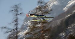 21.03.2015, Planica, Ratece, SLO, FIS Weltcup Ski Sprung, Planica, Finale, Skifliegen, Team, im Bild Severin Freund (GER) // during the Ski Flying Team Competition of the FIS Ski jumping Worldcup Cup finals at the Planica in Ratece, Slovenia on 2015/03/21. EXPA Pictures © 2015, PhotoCredit: EXPA/ JFK