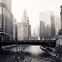 Chicago Black and White Photos