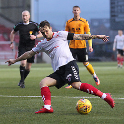 Clyde v Annan Athletic | Scottish League Two | 2 January 2018