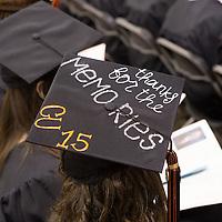 2015 May Graduation