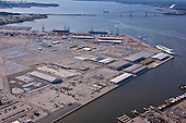 Port of Baltimore, Dundalk Marine Terminal Aerial Photography