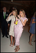 REBECCA MARCH; MARTHA WARD, Cartier dinner in celebration of the Chelsea Flower Show. The Palm Court at the Hurlingham Club, London. 19 May 2014.