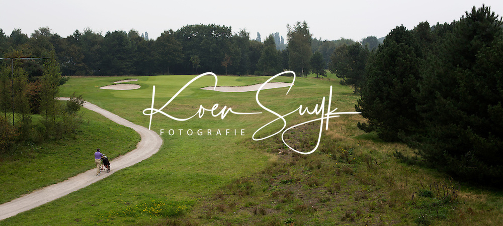 OOSTERHOUT - Hole 17. favoriet van de pro. Oosterhoutse Golf Club COPYRIGHT KOEN SUYK
