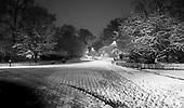 2018-02-07 snow parc Monceau Paris