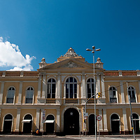 Mercado Publico Central, Porto Alegre, Rio Grande do Sul, Brasil. Foto de Ze Paiva, Vista Imagens.