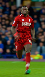 LIVERPOOL, ENGLAND - Sunday, March 3, 2019: Liverpool's Sadio Mane during the FA Premier League match between Everton FC and Liverpool FC, the 233rd Merseyside Derby, at Goodison Park. (Pic by Paul Greenwood/Propaganda)