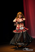 A dance performance at the 2015 Las Vegas Bellydance Intensive
